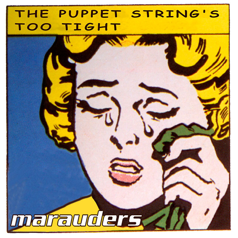 Pochette du CD The Puppet String's Too Tight